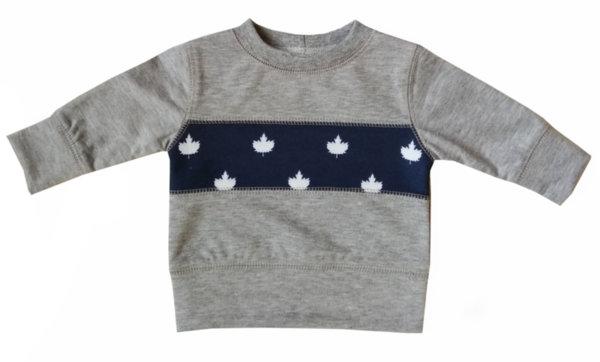 .Детска блузка с дълъг ръкав за момче /ватирано трико/