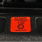 Moni Стол за кола Hybrid (0-36 кг.) сив