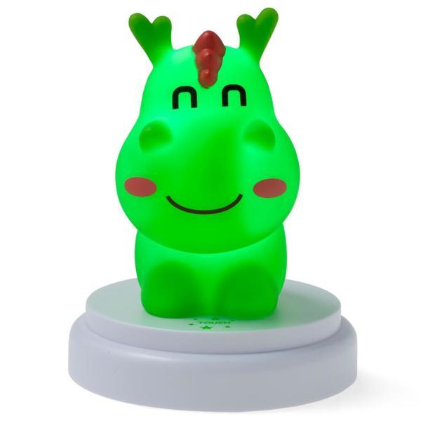 Alecto Детска нощна LED лампа Дракон