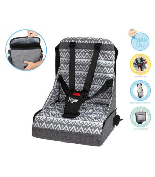 KioKids Бебешко текстилно преносимо столче 01974