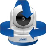 Luvion Видеофон Prestige Touch 2 Set  за бебе 41