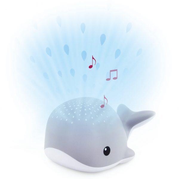 ZAZU Музикален проектор Кит за детска стая Wally