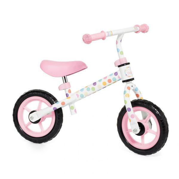 Molto Бебешко колело за баланс за момиче до 20кг 16228