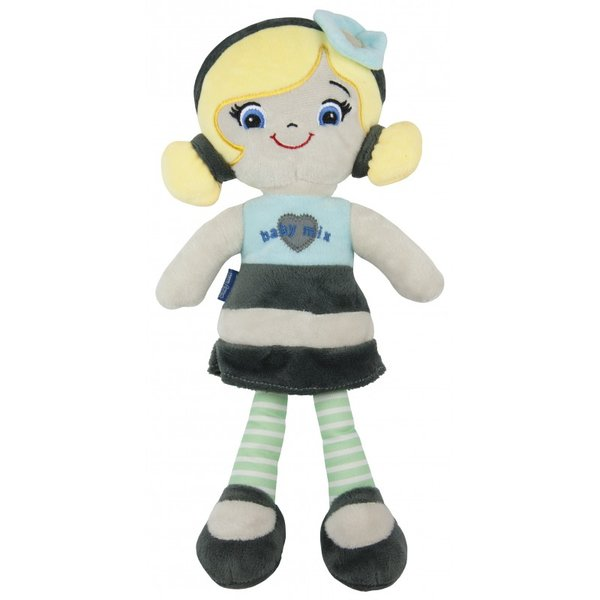 Baby Mix Бебешка мека кукла Hania TE-8654-30