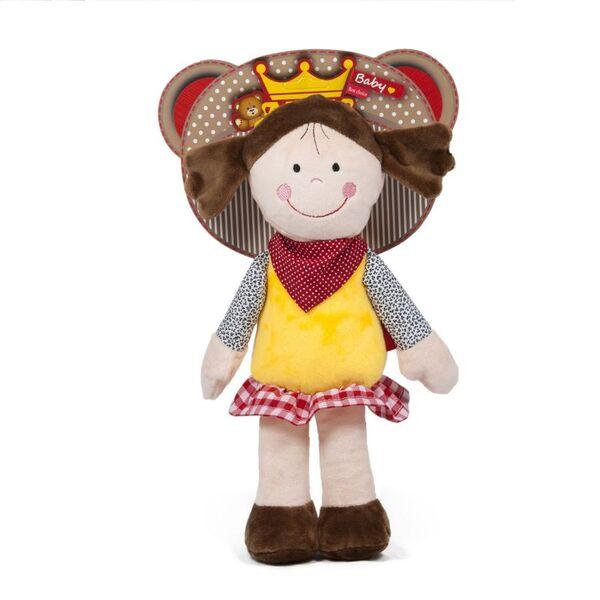 Amek Бебешка мека кукла 28см 090638