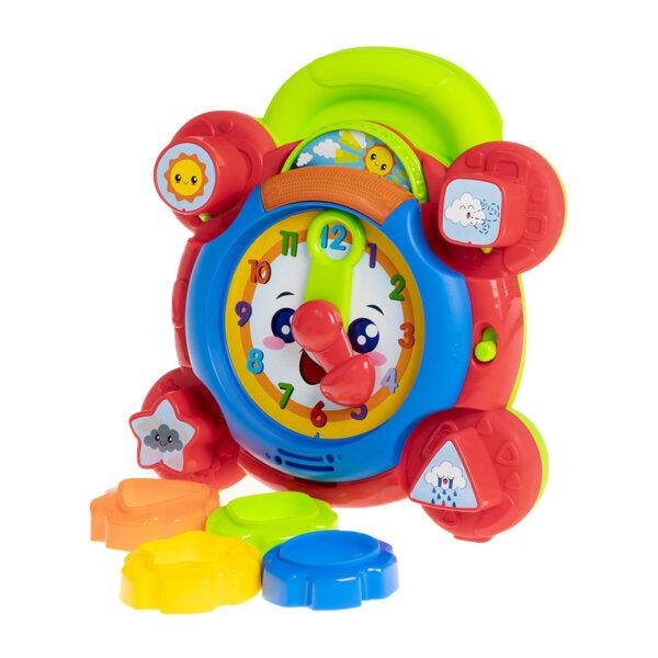 ANEK Бебешки часовник - сортер Smily Play 000675