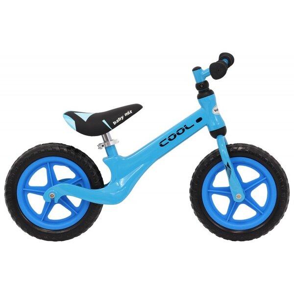 """Baby Mix Детско балансиращо колело ALU 12""""/синьо/ ET-P07 BLUE"""