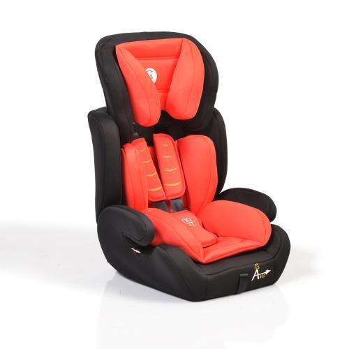 Moni Детски стол за кола Ares 9-36кг червен