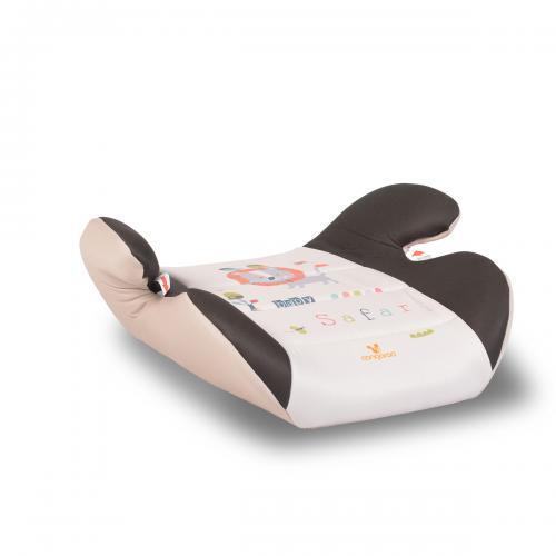 Cangaroo Детска анатомична седалка за кола Safari 15-36кг