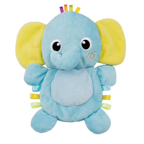 ANEK Шумяща мека играчка за гризкане Слон winfun 000197