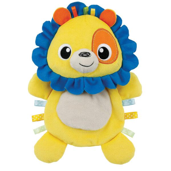 ANEK Шумяща мека играчка за гризкане Лъв winfun 000198