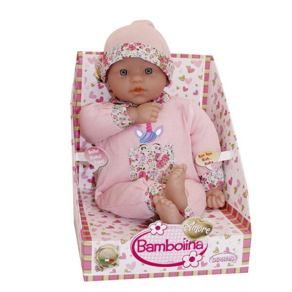 ANEK Кукла бебе Amore BD1819