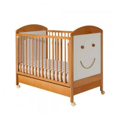 Bucko Бебешко легло Smile - Naturte