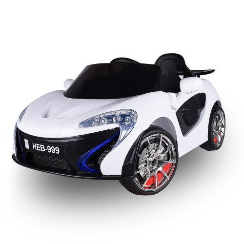 Moni Акумулаторна кола Lava - HEB-999 бяла