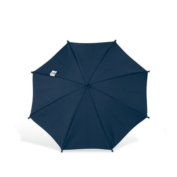 Cam Кръгло чадърче за детска количка синьо