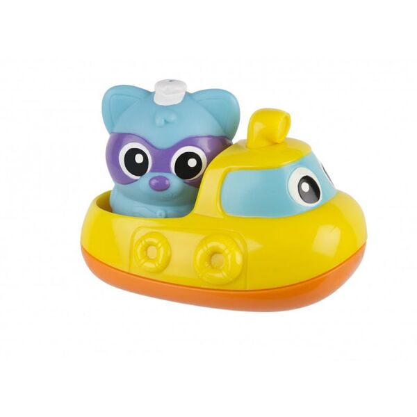 Playgro Музикална подводница за баня 6м+ PG-0529