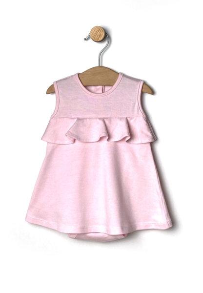 .Rainy Бебешка боди - рокля с харбала за момиче /трико/