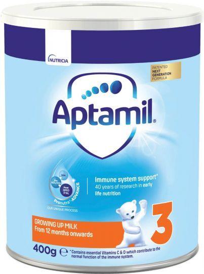 Aptamil Адаптирано бебешко мляко 3 /Advance/ 400 гр.