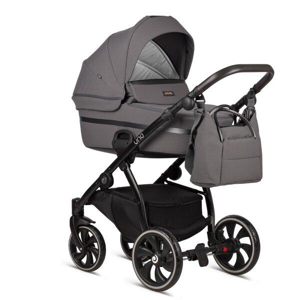 Tutis Комбинирана бебешка количка Uno 2 в 1 Канела col.145 Canella