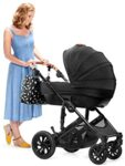 Kinderkraft Бебешка количка Prime 3в1 Beige 2020