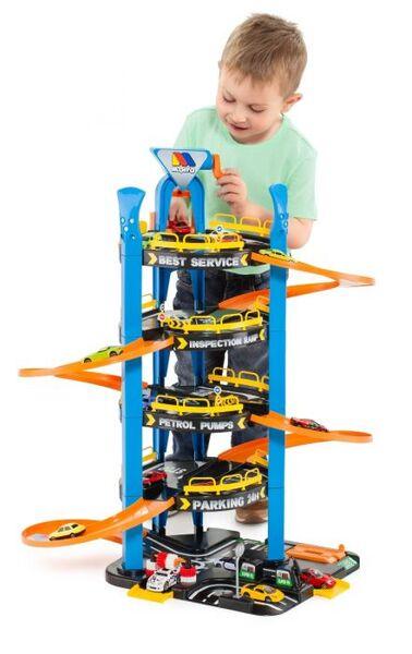 Molto Детски паркинг на 4 етажа 18415