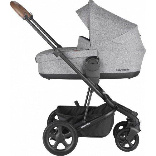 Easywalker Комбинирана количка 2 в 1 Harvey2 Exclusive Grey