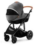 Kinderkraft Бебешка количка Prime 3в1 Grey 2020