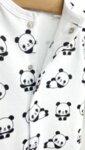 Rainy Бебешки гащеризон с дълъг ръкав Панди