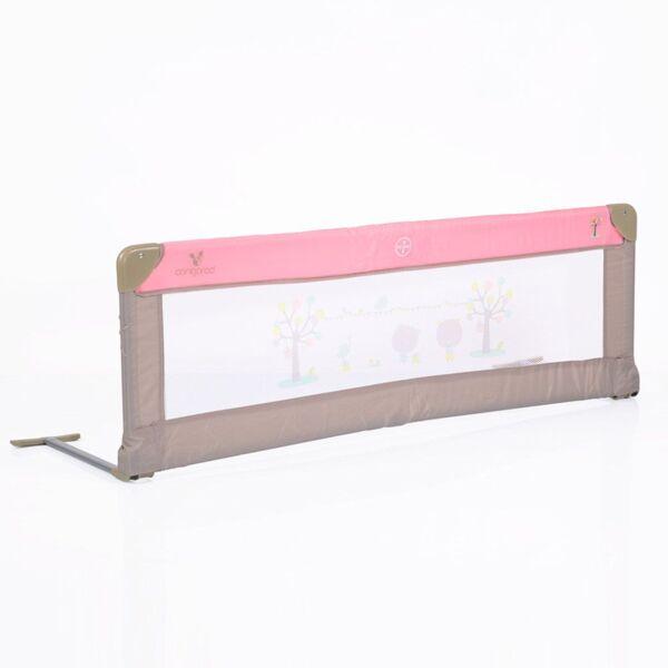Cangaroo Преграда за легло 130x43.50cm розова