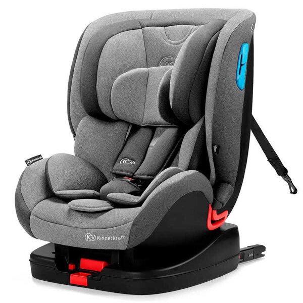 Kinderkraft Стол за кола Vado Isofix (0-25 кг.) Grey