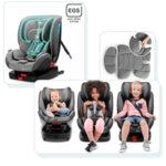 Kinderkraft Стол за кола Vado Isofix (0-25 кг.) Black-Copy