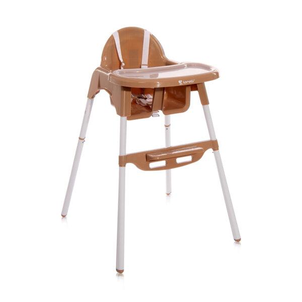 Lorelli Столче за хранене Amaro Beige 10100290005