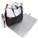 Lorelli Чанта за количка с термоджоб Basic Light Grey 10040130001-Copy