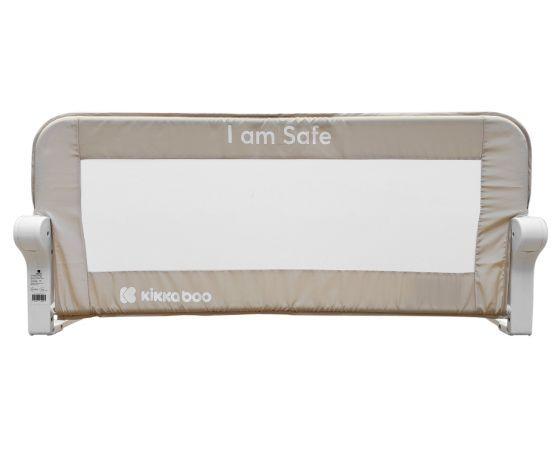 Kikkaboo Предпазна преграда за легло I am safe 102 Beige