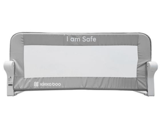 Kikkaboo Предпазна преграда за легло I am safe 102 Grey