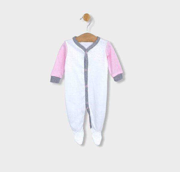 Rainy Бебешки гащеризон Soft за момиче 62-74см.