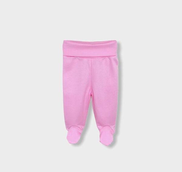 Rainy Бебешка ританка с обърнат колан Pink 48 - 74см. за момиче