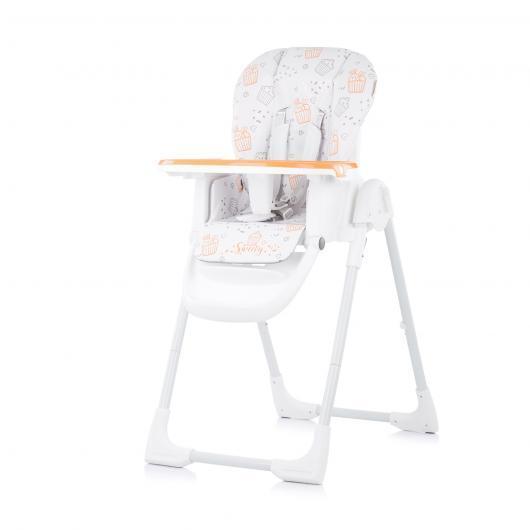 Chipolino Столче за хранене Sweety мандарина STHSW02003TA