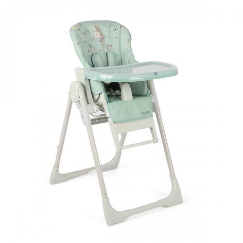 Cangaroo Столче за хранене Aspen 2 в 1 мента 108417