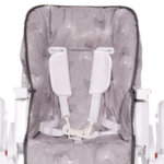 Lorelli Столче за хранене Gusto Grey Koalas 10100362129