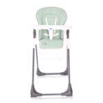 Lorelli Столче за хранене Cryspi Frosty Green Leather 10100442135