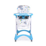 Cangaroo Столче за хранене Mint син