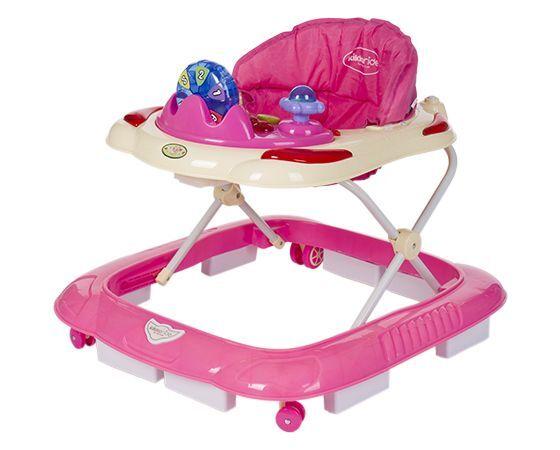 Kikkaboo Детска проходилка Numbers Dark Pink 31005030021