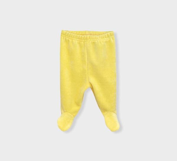 Rainy Бебешка плюшена ританка 48-74 см жълта
