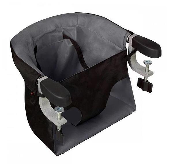 Mountain Buggy Столче за хранене POD преносимо сиво