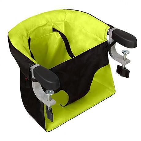 Mountain Buggy Столче за хранене POD преносимо зелено