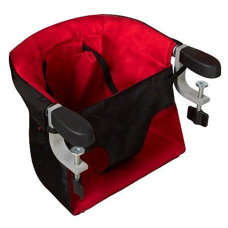 Mountain Buggy Столче за хранене POD преносимо червено
