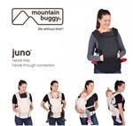 Mountain Buggy Мултифункционално кенгуру - Ерго раница Juno Carrier бежово