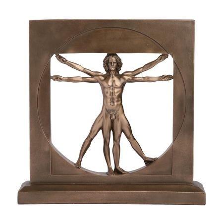 Леонардо скулптура