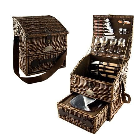 Кошница за пикник - DEL3680